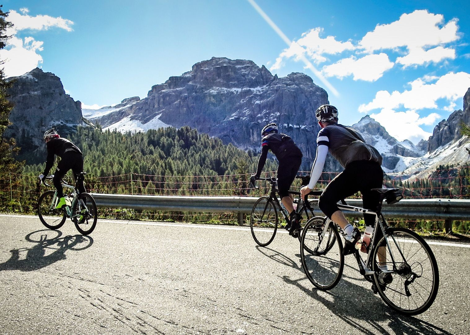 challenging-climbs-italian-dolomites-road-bike-skedaddle.jpg - Italy - Raid Dolomiti - Guided Road Cycling Holiday - Road Cycling