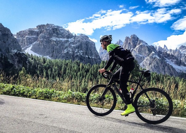 Italy - Raid Dolomiti - Guided Road Cycling Holiday Image