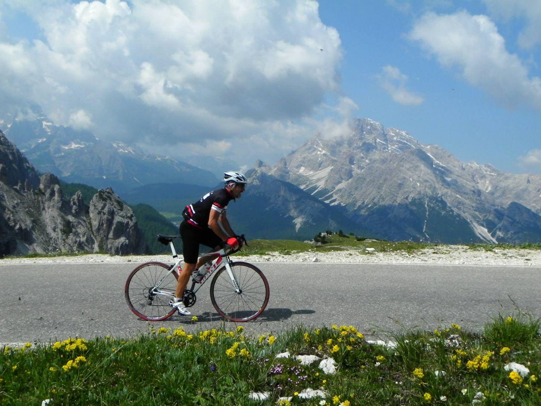 DolomitesRoadCycling19.jpg - Italy - Raid Dolomiti - Guided Road Cycling Holiday - Road Cycling