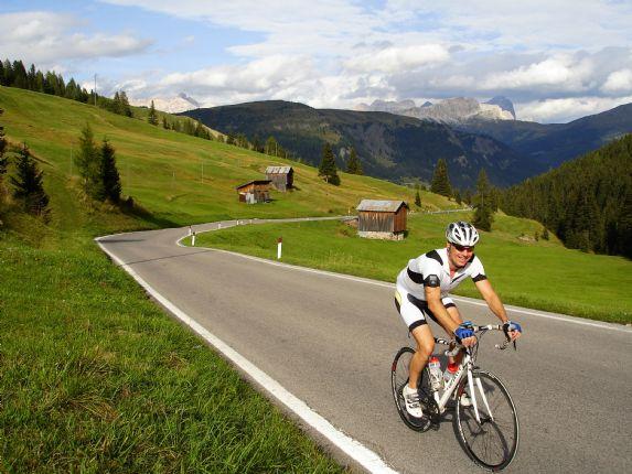 Italy - Raid Dolomiti - Guided Road Cycling Holiday Image