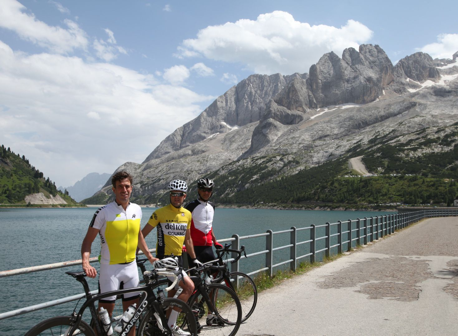 DolomitesRoadCycling116.jpg - Italy - Raid Dolomiti - Guided Road Cycling Holiday - Road Cycling