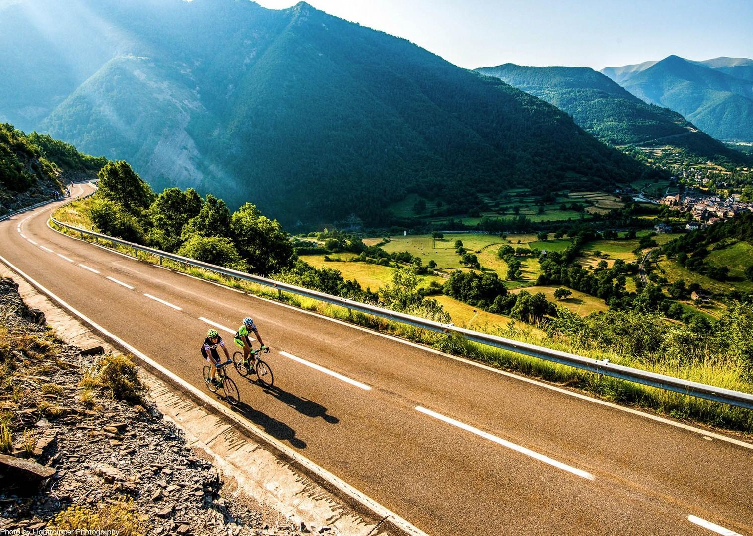 spanish-mountains-pyrenees-coast-to-coast-saddle-skedaddle-cycling-holiday.jpg - NEW! Spain - Spanish Pyrenees Coast to Coast - Road Cycling