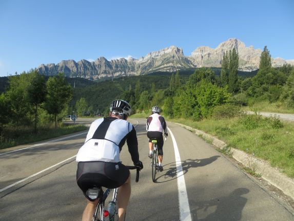 IMG_0960.JPG - Northern Spain - Spanish Pyrenees - Guided Road Cycling Holiday - Road Cycling