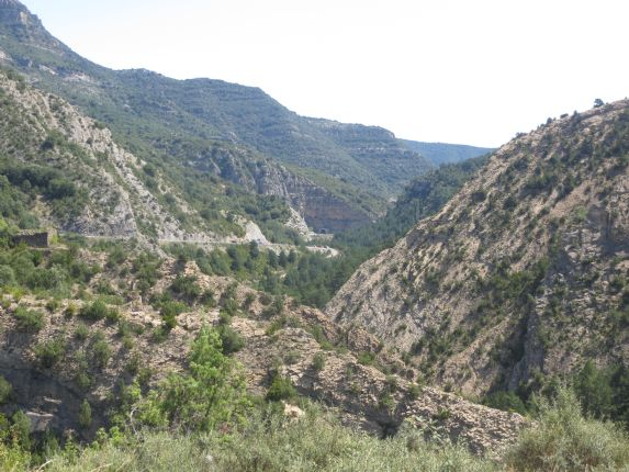 IMG_0968.JPG - Northern Spain - Spanish Pyrenees - Guided Road Cycling Holiday - Road Cycling