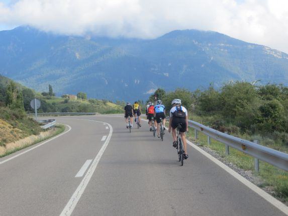 IMG_1008.JPG - Northern Spain - Spanish Pyrenees - Guided Road Cycling Holiday - Road Cycling