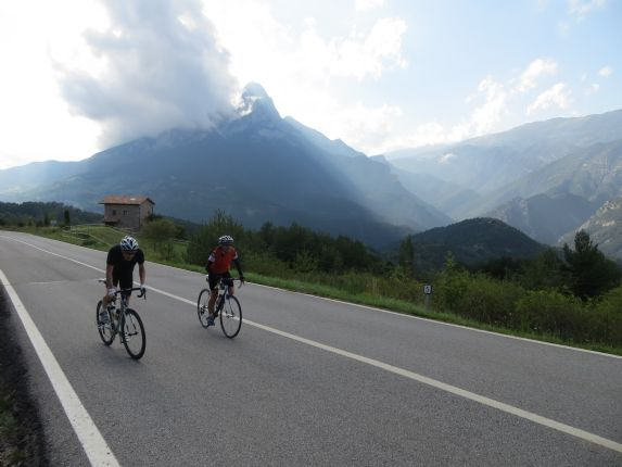 IMG_1014.JPG - Northern Spain - Spanish Pyrenees - Guided Road Cycling Holiday - Road Cycling