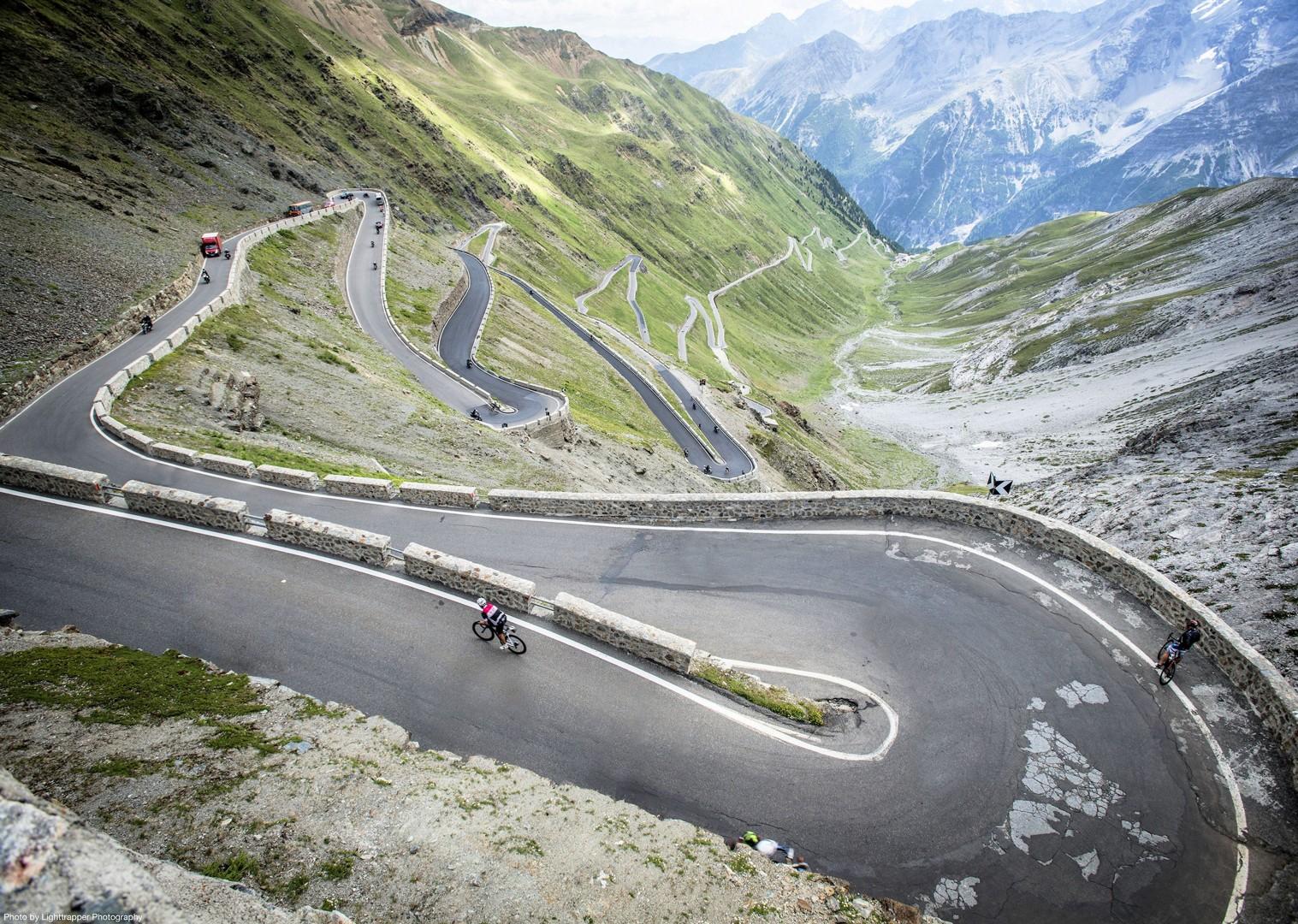 stelvio-guided-road-cycling-holiday.jpg - Italy - Italian Alps Introduction - Guided Road Cycling Holiday - Road Cycling