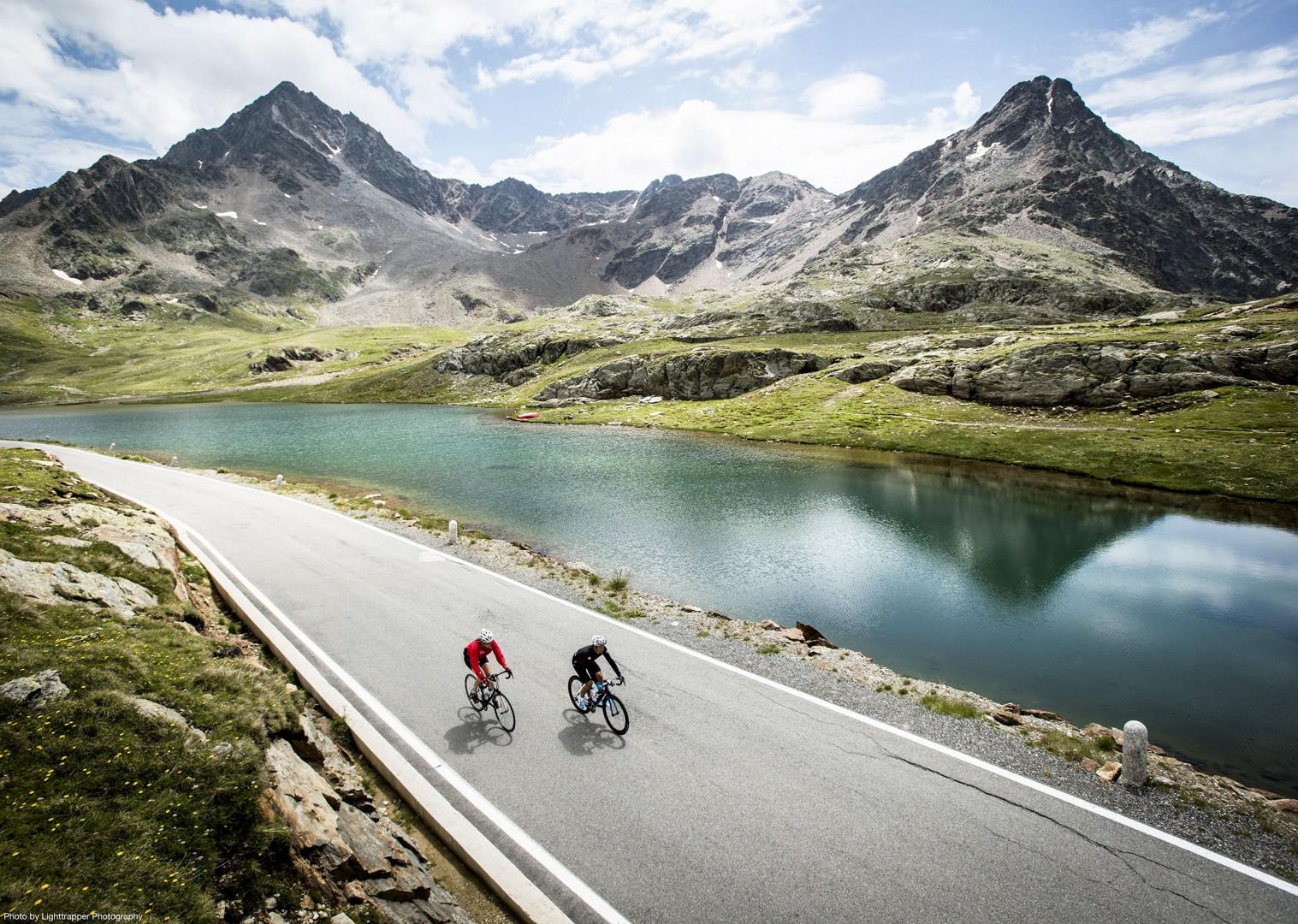gavia-guided-road-cycling-holiday.jpg - Italy - Italian Alps Introduction - Guided Road Cycling Holiday - Road Cycling