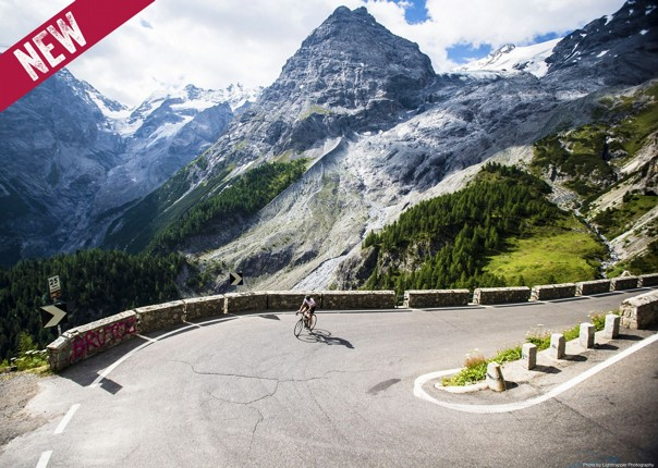 Italy - Italian Alps Introduction - Guided Road Cycling Holiday Image