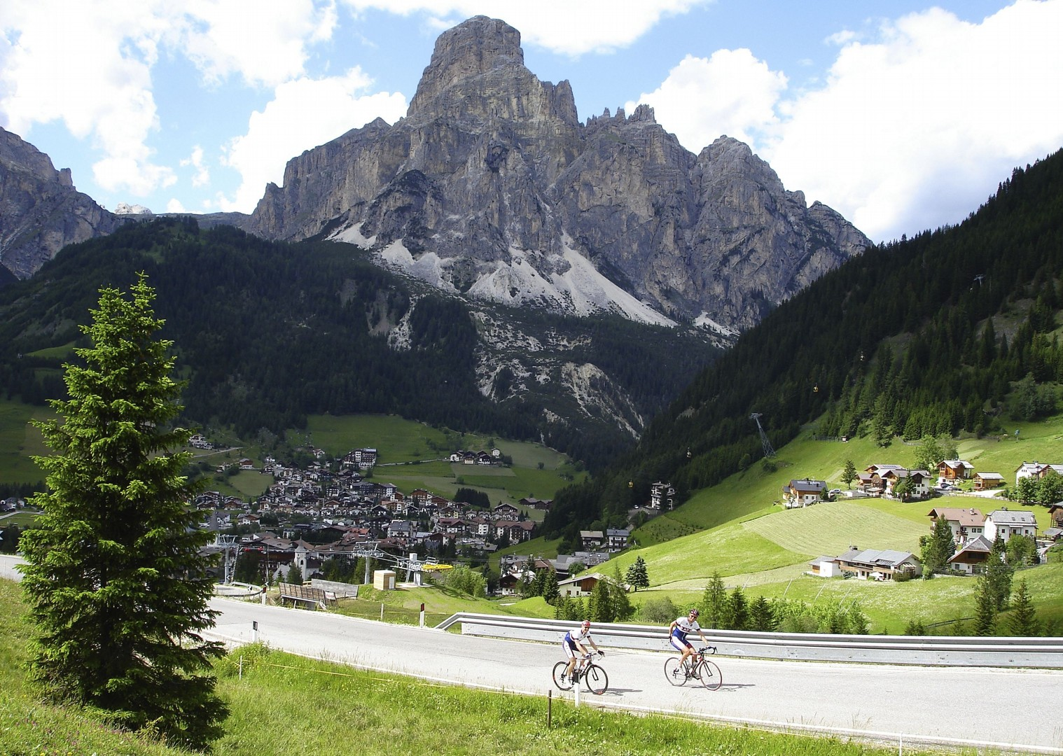 italiandolomites.jpg - Italy - Italian Dolomites - Guided Road Cycling Holiday - Road Cycling