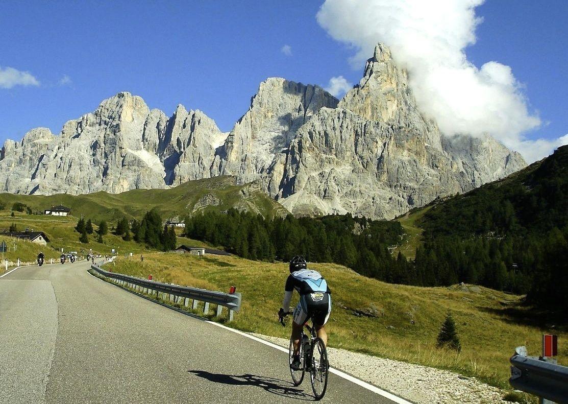 italiandolomites5.jpg - Italy - Italian Dolomites - Guided Road Cycling Holiday - Road Cycling