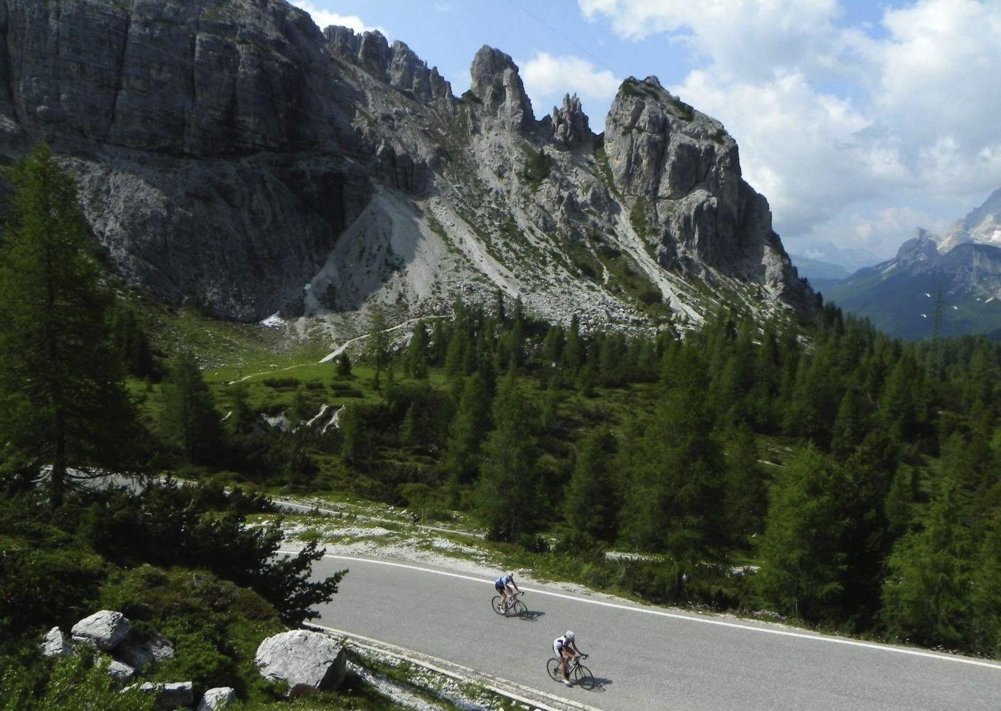 italiandolomites6.jpg - Italy - Italian Dolomites - Guided Road Cycling Holiday - Road Cycling