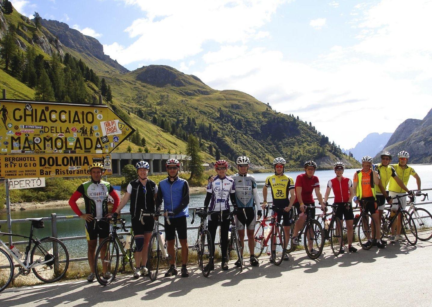 italiandolomites7.jpg - Italy - Italian Dolomites - Guided Road Cycling Holiday - Road Cycling