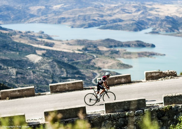 Southern Spain - Andalucia - Los Pueblos Blancos - Guided Road Cycling Holiday Image