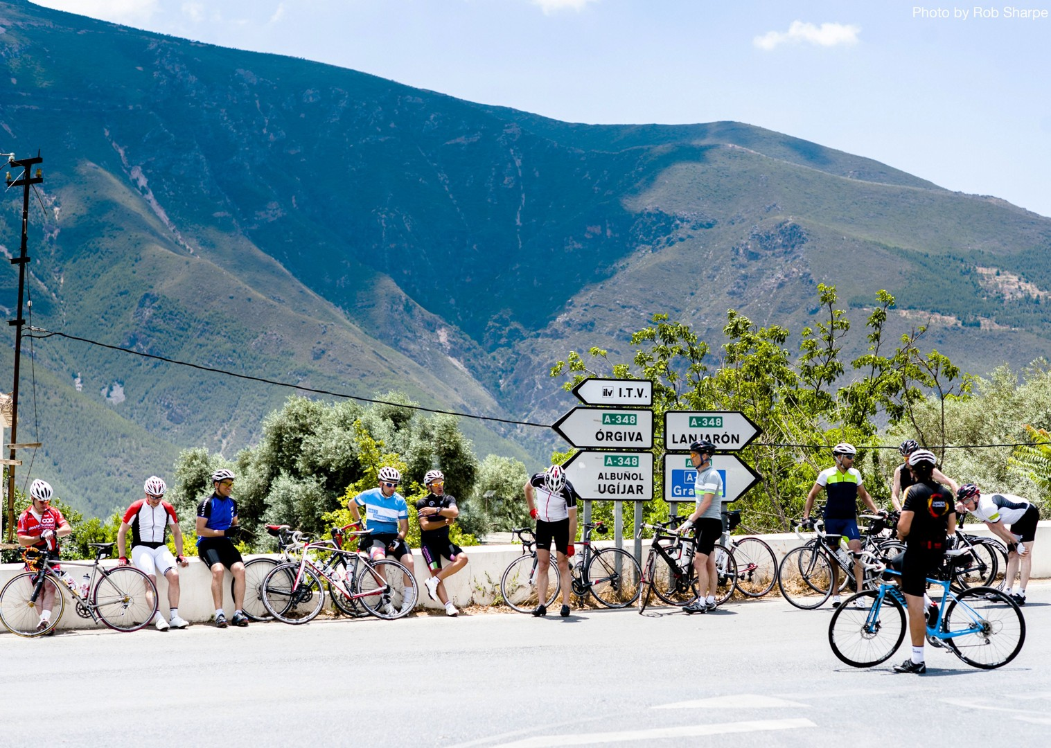 day3_carrera_del_diablo_093 copy.jpg - Southern Spain - Andalucia - Los Pueblos Blancos - Road Cycling