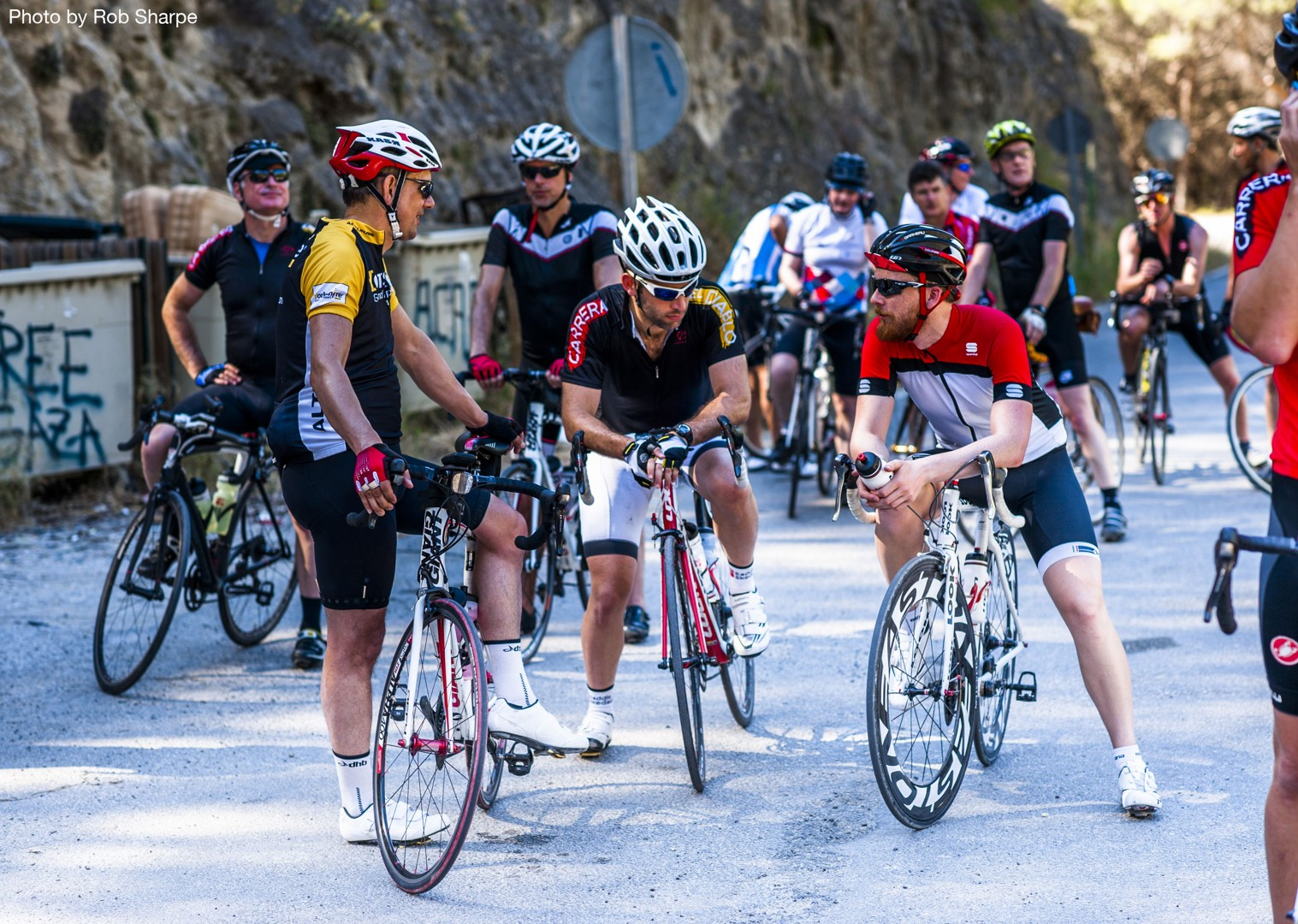 day6_carrera_del_diablo_015 copy.jpg - Southern Spain - Andalucia - Los Pueblos Blancos - Road Cycling