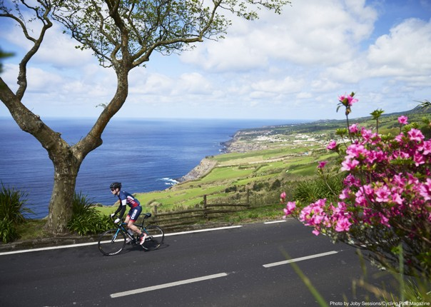 guided-road-cycling-holiday-portugal-the-azores-sao-miguel.JPG - NEW! The Azores - Lost World of Sao Miguel - Guided Road Cycling Holiday - Road Cycling