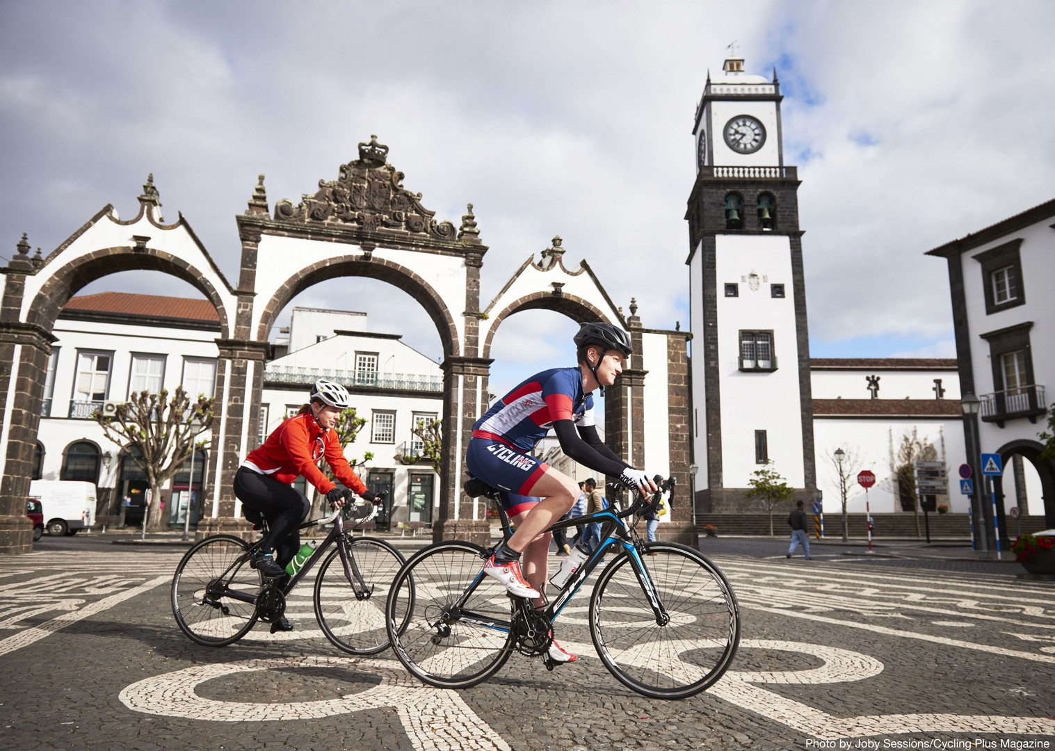 road-cycling-tour-in-the-azores-sao-miguel-skedaddle.JPG - The Azores - Lost World of Sao Miguel - Guided Road Cycling Holiday - Road Cycling