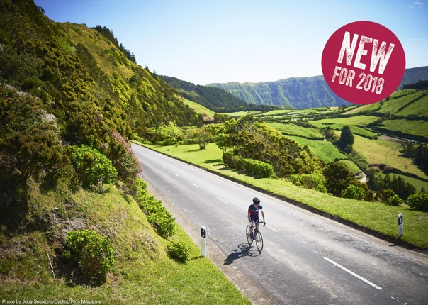 The Azores - Lost World of Sao Miguel - Guided Road Cycling Holiday Thumbnail