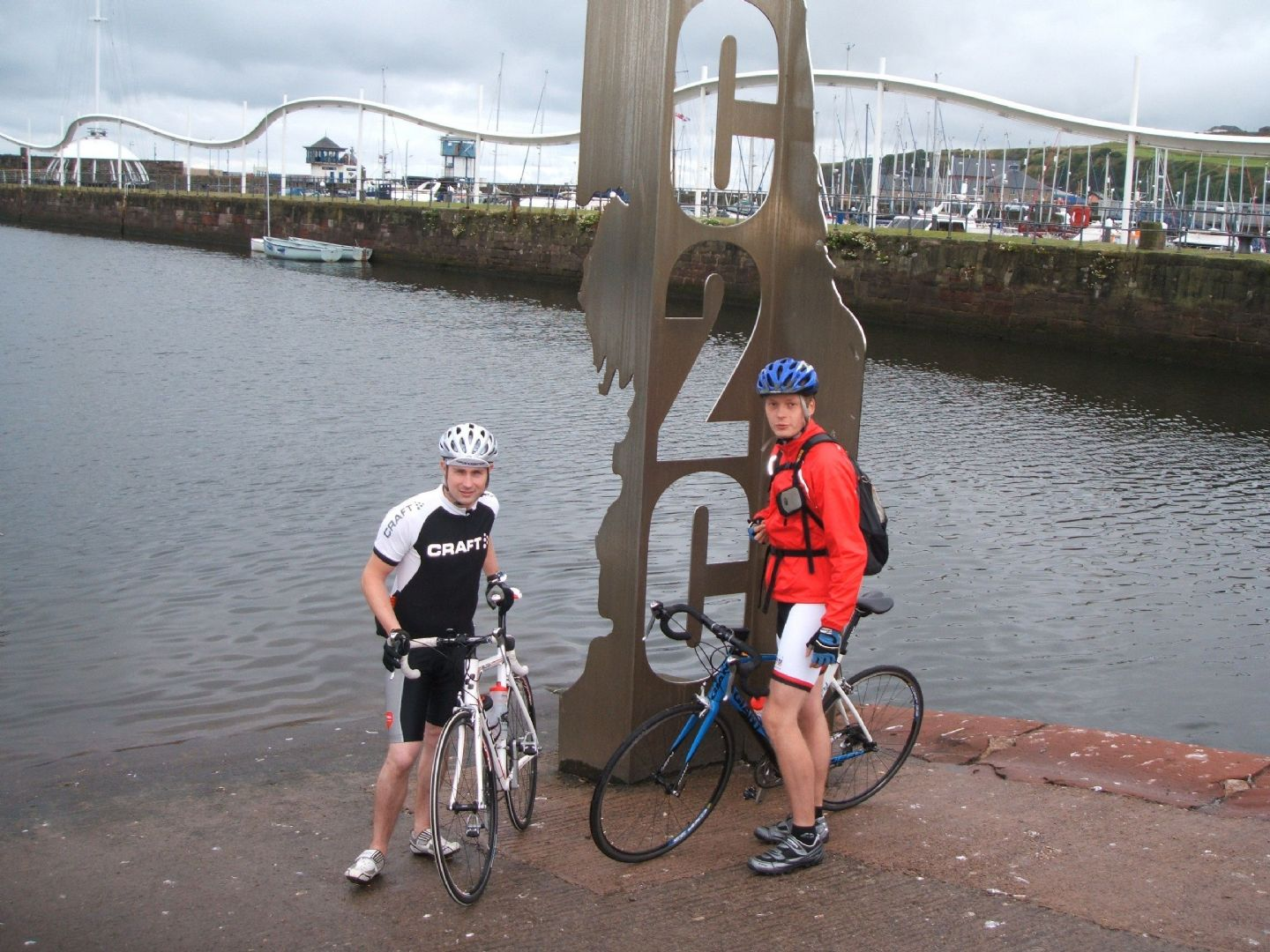 DSCF1158.JPG - UK - C2C - Coast to Coast 2 Days Cycling - Self-Guided Road Cycling Holiday - Road Cycling