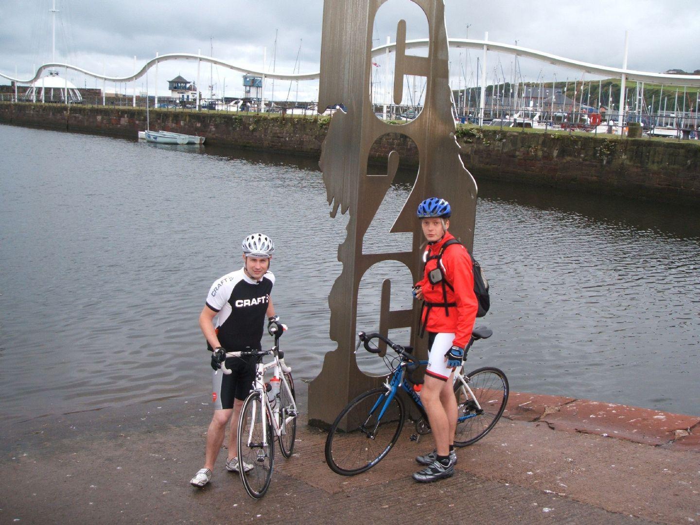 DSCF1158.JPG - UK - C2C - Coast to Coast 2 Days Cycling - Self-Guided Road Cycling Holiday - Road Cycling