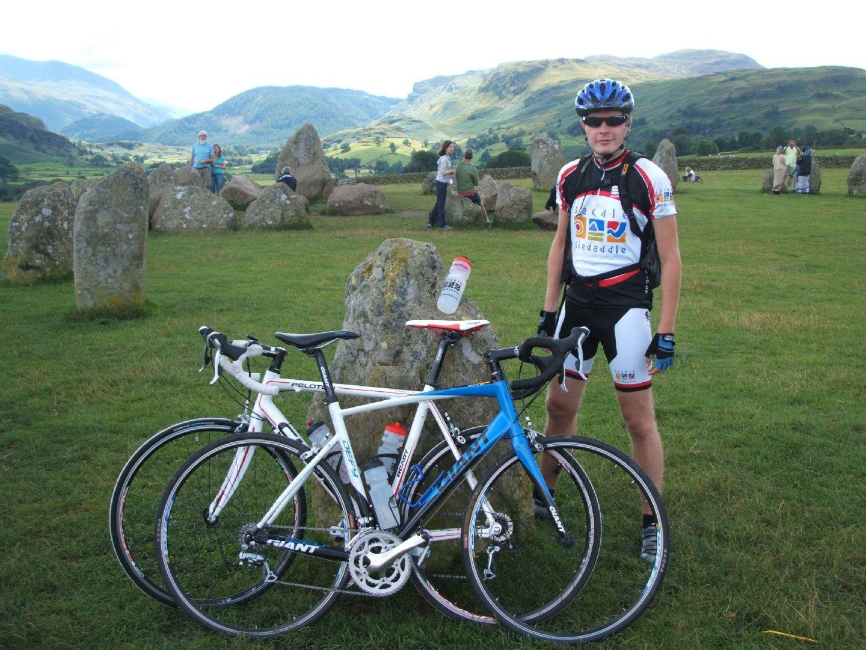 DSCF1181.JPG - UK - C2C - Coast to Coast 2 Days Cycling - Self-Guided Road Cycling Holiday - Road Cycling