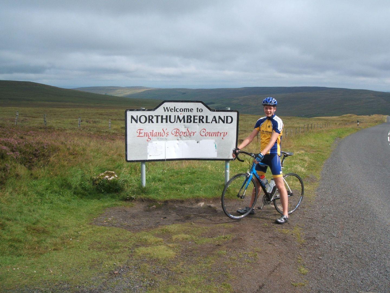 DSCF1195.JPG - UK - C2C - Coast to Coast 2 Days Cycling - Self-Guided Road Cycling Holiday - Road Cycling