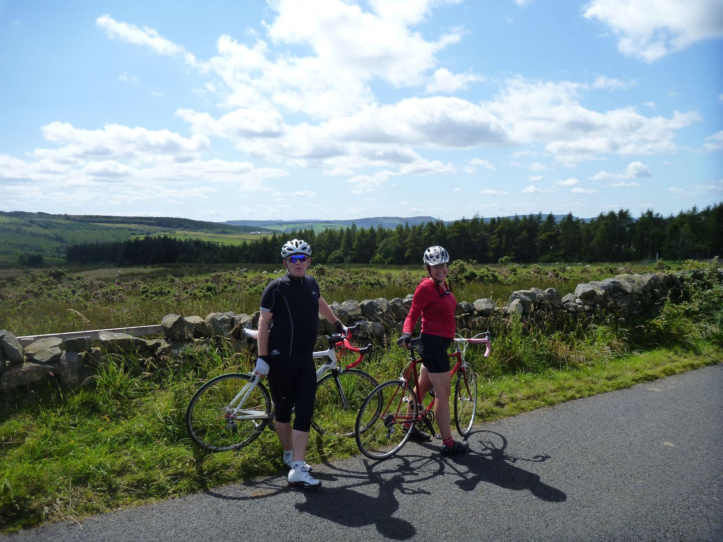 Northumberland Road Cycling Weekend 40.JPG - UK - C2C - Coast to Coast 2 Days Cycling - Self-Guided Road Cycling Holiday - Road Cycling