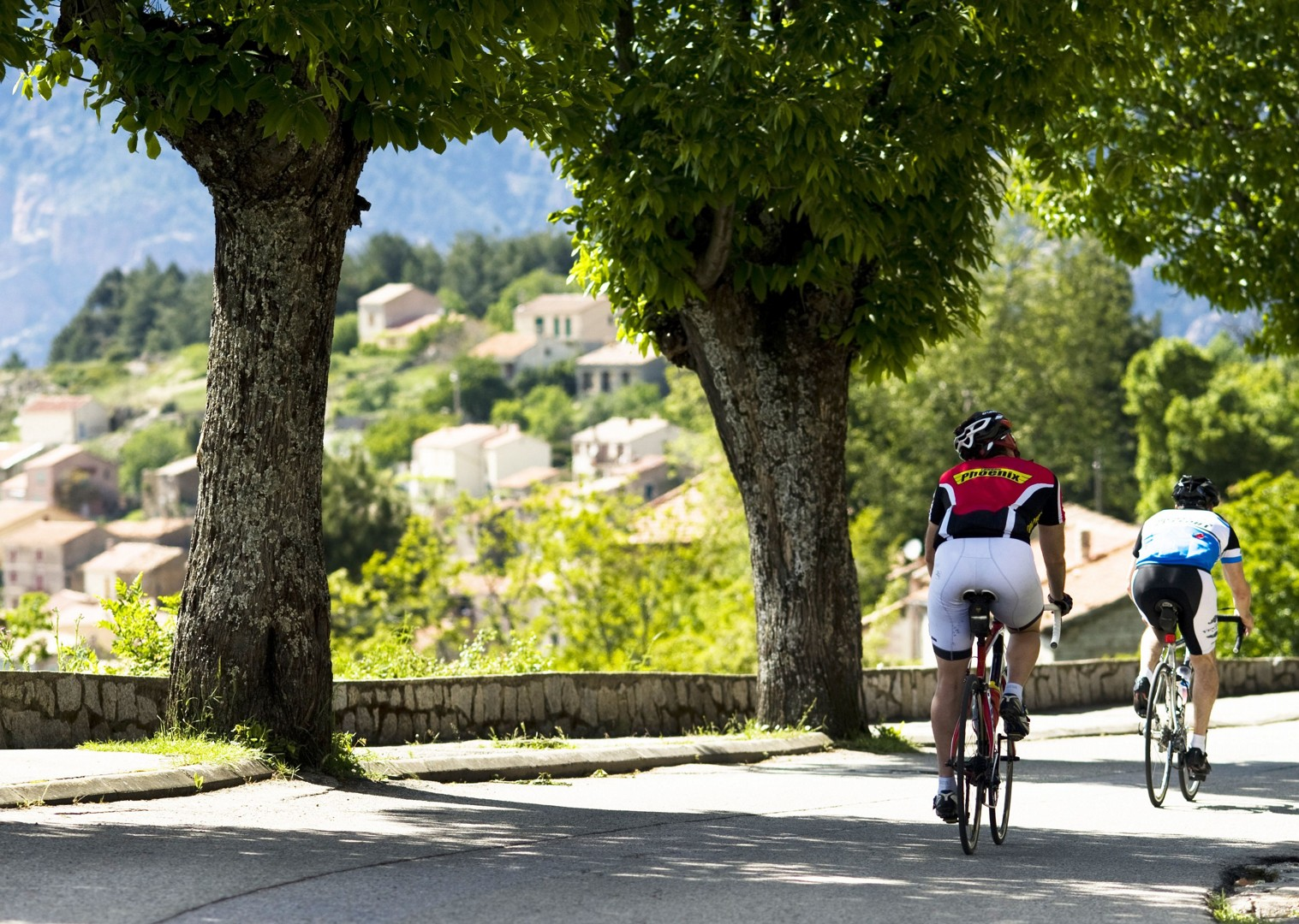 Corsicacycling4.jpg - Italy - Piemonte - La Strada del Vino - Guided Road Cycling Holiday - Road Cycling
