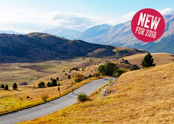 Italy - Abruzzo - Appennini d'Abruzzo - Guided Road Cycling Holiday Thumbnail