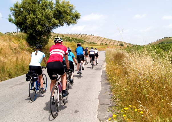 On the road to Grammichele 2.jpg - NEW! Italy - Sicily - Giro d'Italia 2018 Special - Road Cycling