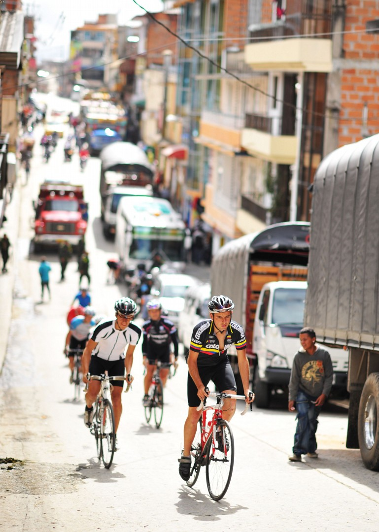 cartagena-road-cycling-holiday-in-clombia-with-skedaddle.jpg - Colombia - Tres Cordilleras - Guided Road Cycling Holiday - Road Cycling