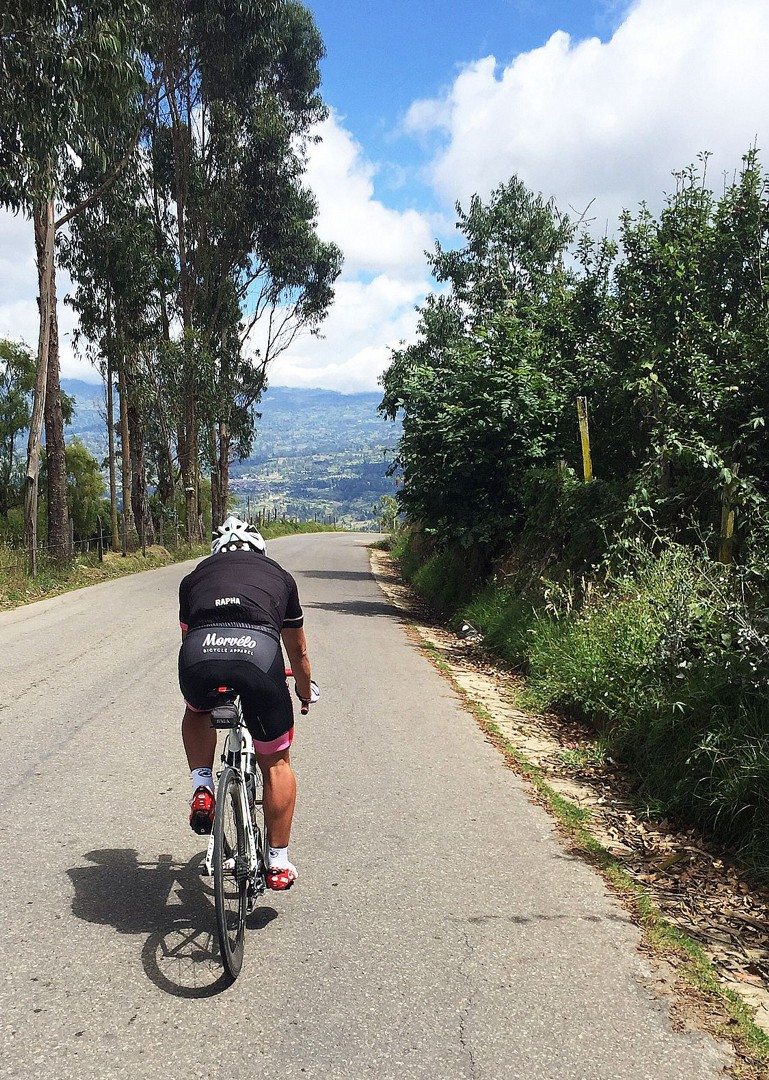 cycle-the-longest-climb-in-the-world-alto-de-letras-clombia-road-cycling-holiday.jpg - Colombia - Tres Cordilleras - Guided Road Cycling Holiday - Road Cycling