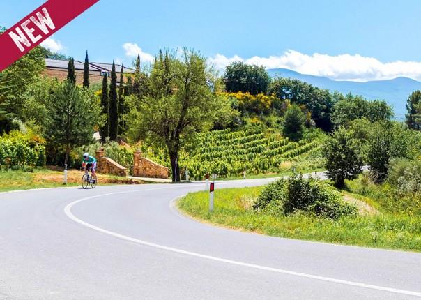 Italy - Coast to Coast - L'Adriatico al Tirreno - Guided Road Cycling Holiday Image
