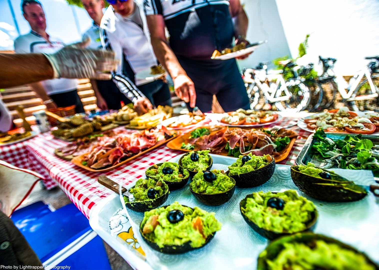 saddle-skedaddle-picnics-famous-cycling-holiday-food-spain.jpg - Spain - Basque Country to Andalucia - North to South (21 Days) - Guided Road Cycling Holiday - Road Cycling