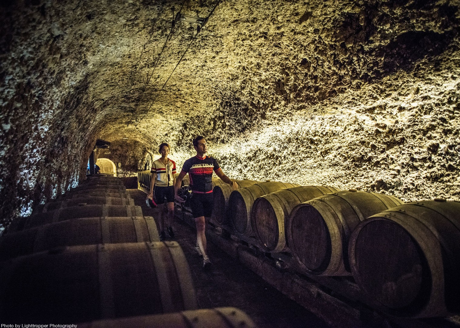 wine-caves-rioja-spain-bodega-cycling-holiday.jpg - Northern Spain - La Rioja - Ruta del Vino - Self-Guided Road Cycling Holiday - Road Cycling