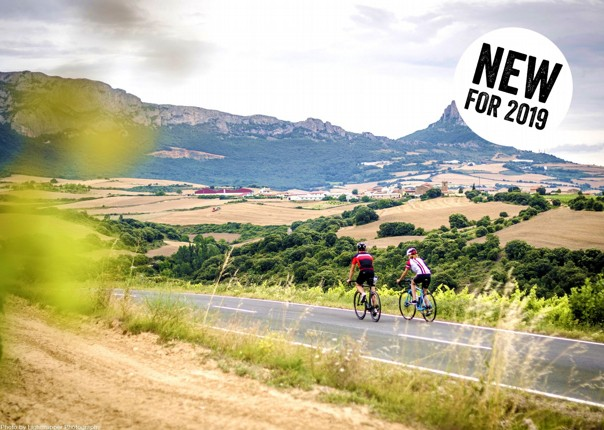 Northern Spain - La Rioja - Ruta del Vino - Self-Guided Road Cycling Holiday Image