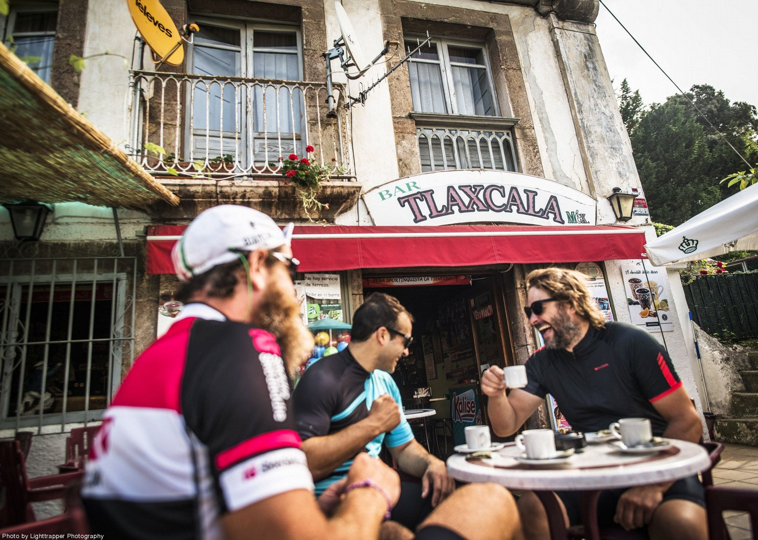local-delicacy-churros-spanish-cafe-road-biking-holiday.jpg - Northern Spain - Road to Santiago - Guided Road Cycling Holiday - Road Cycling