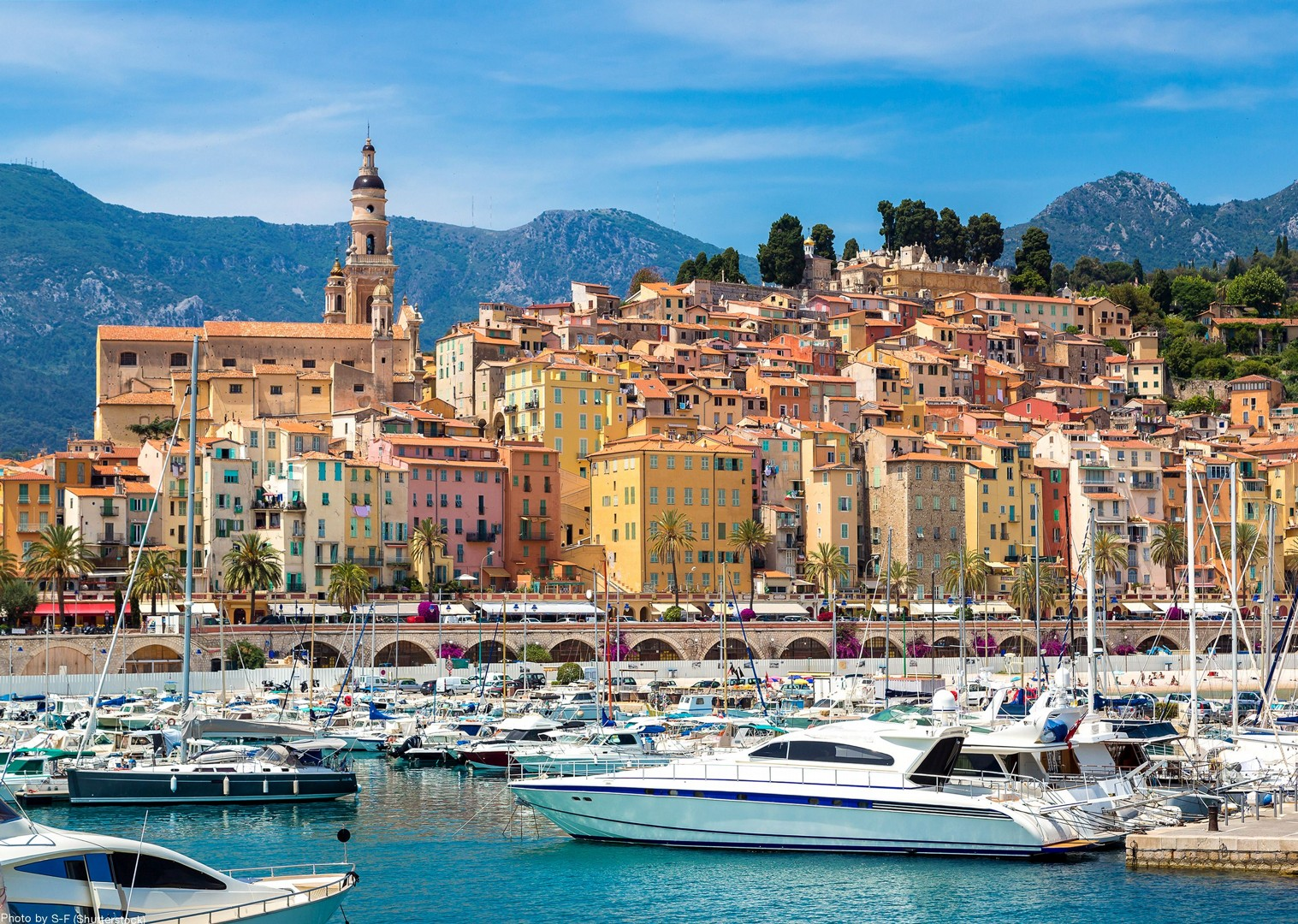 provence-france-harbour-cycling-road-tour.jpg - NEW! France - Provence - Alpes Maritimes - Road Cycling