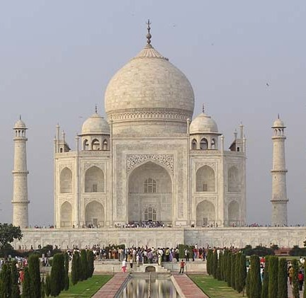 Taj Mahal India Highlights