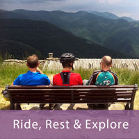 Ride, Rest & Explore