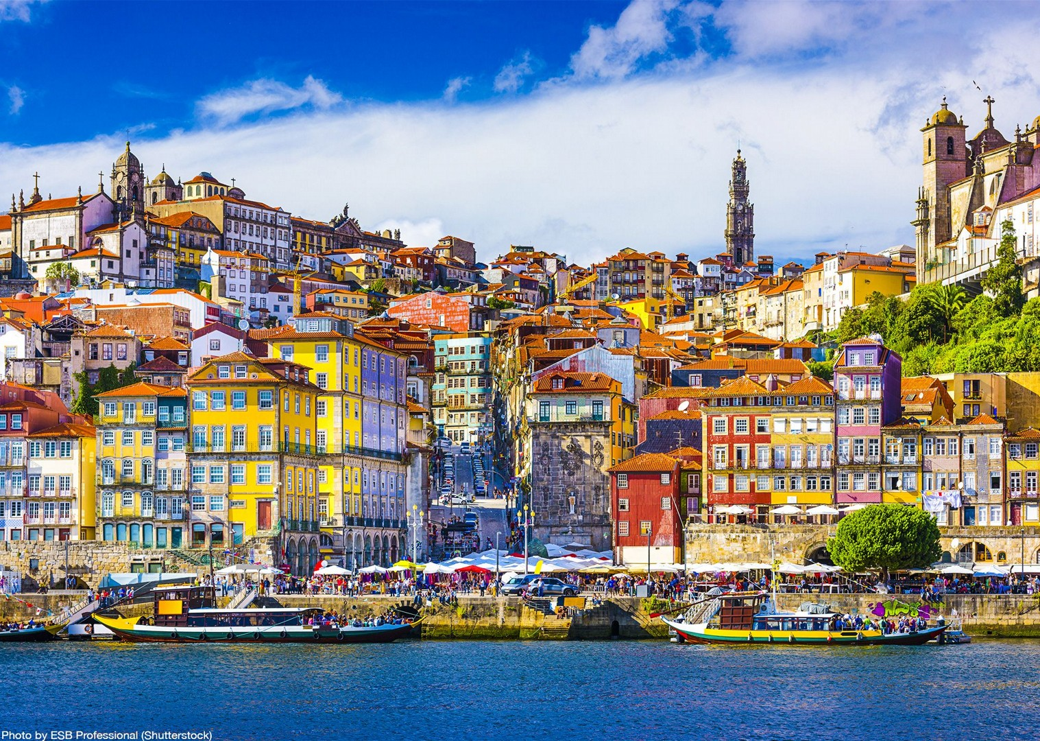 porto-visit-by-bike-accommodation-included-tour-saddle-skedaddle.jpg - Portugal - Port and Wine - Guided Leisure Cycling Holiday - Leisure Cycling