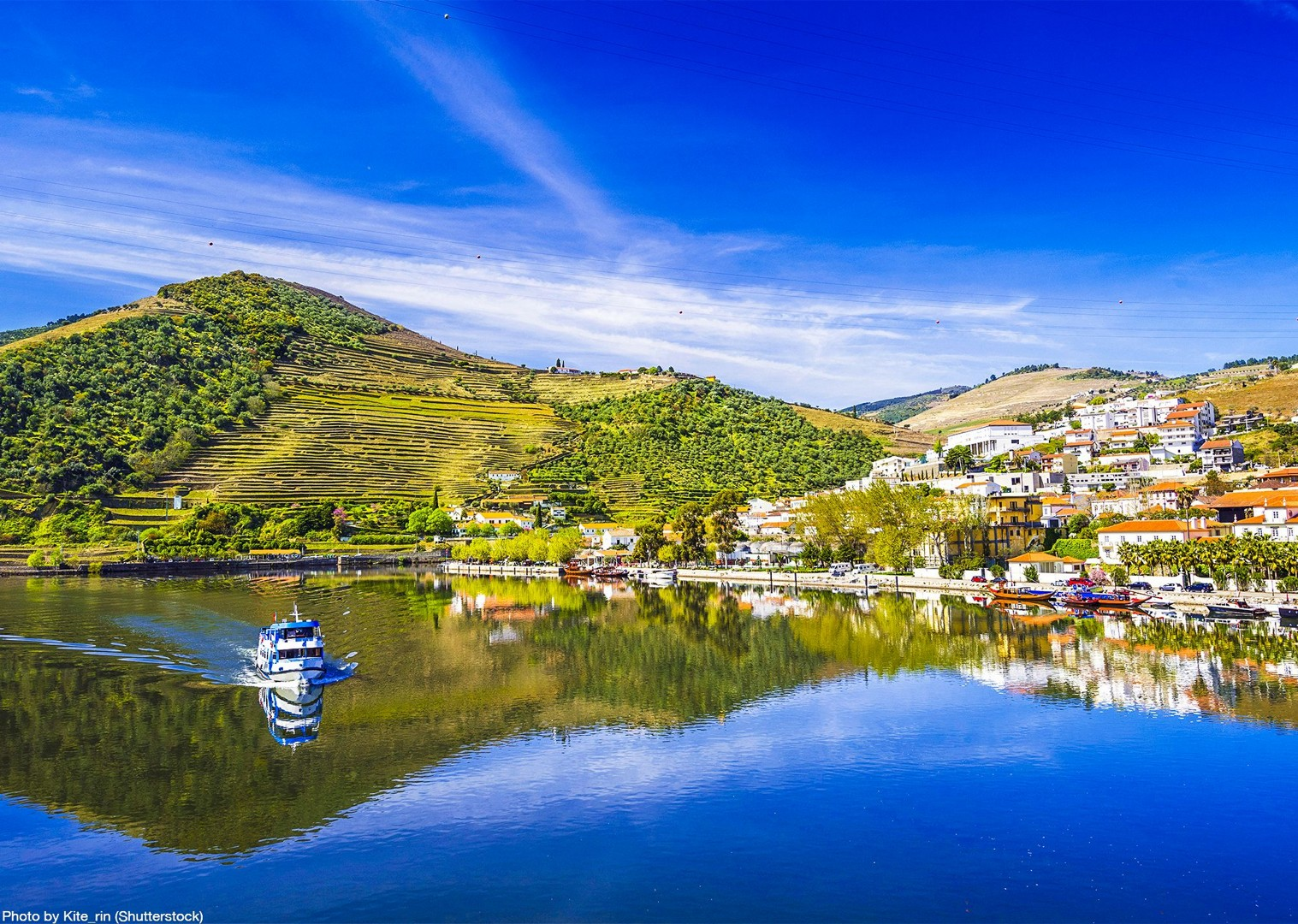 pinhao-douro-portugal-cycling-holiday-self-guided-fun-beautiful.jpg - Portugal - Port and Wine - Guided Leisure Cycling Holiday - Leisure Cycling