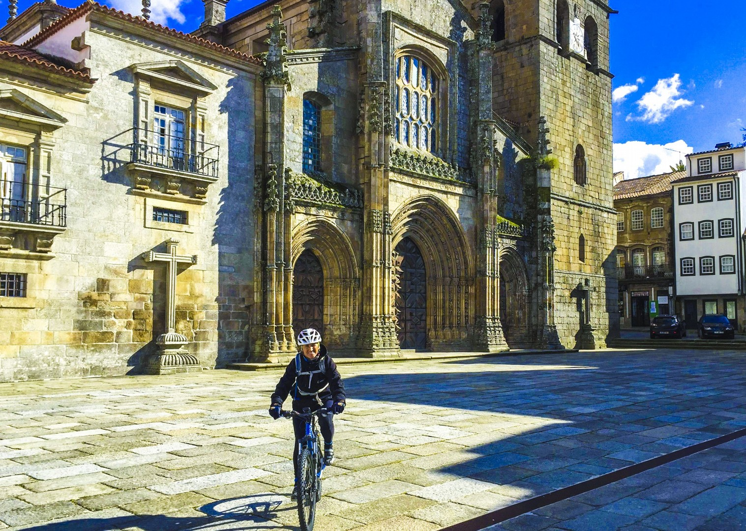 our-lady-of-the-assumption-cathedral-lamego-experience-cycling-culture.jpg - Portugal - Port and Wine - Guided Leisure Cycling Holiday - Leisure Cycling