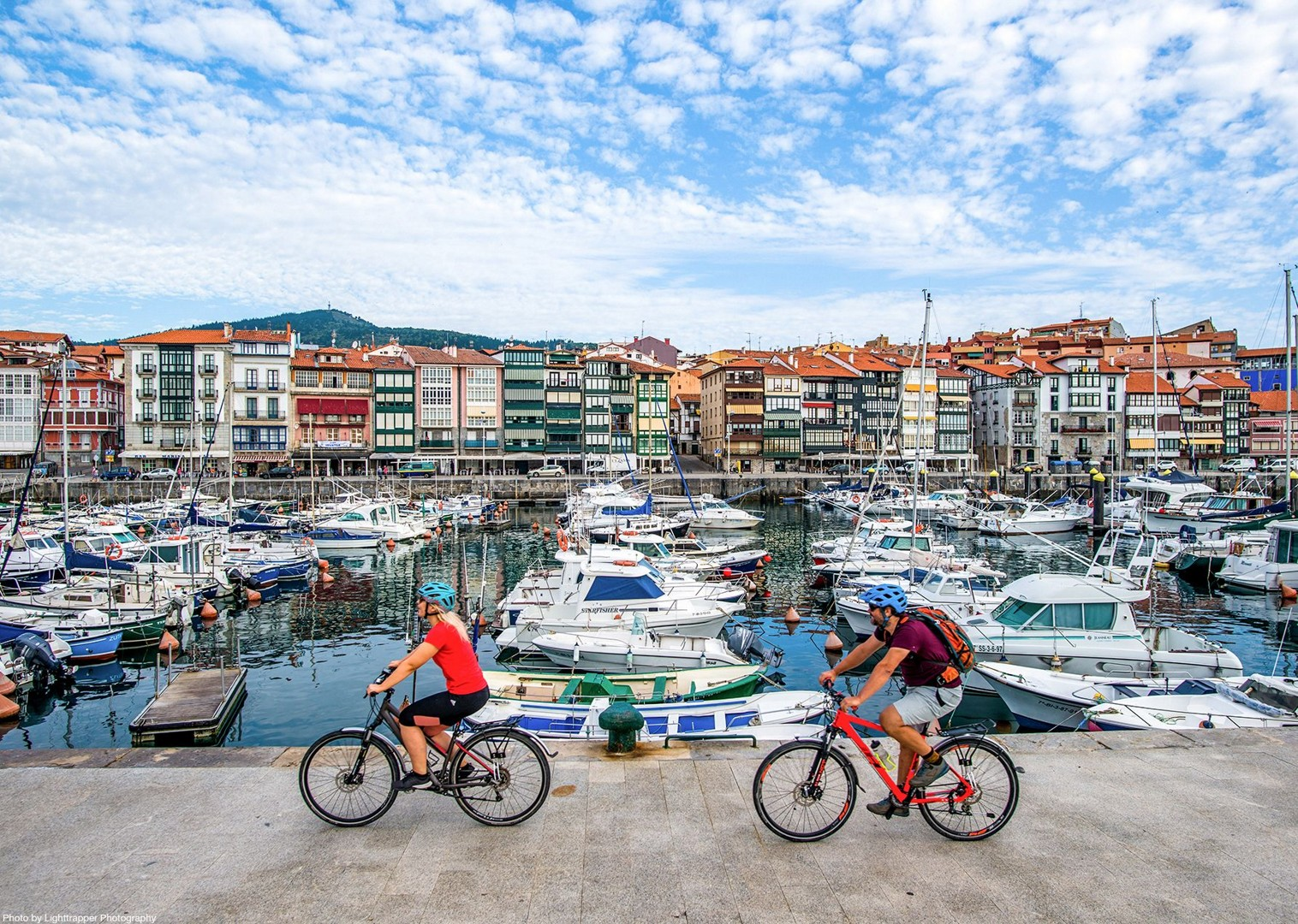 lekeitio-spain-cycling-self-guided-holiday-saddle-skedaddle.jpg - NEW! Spain - Bilbao to San Sebastian - Leisure Cycling