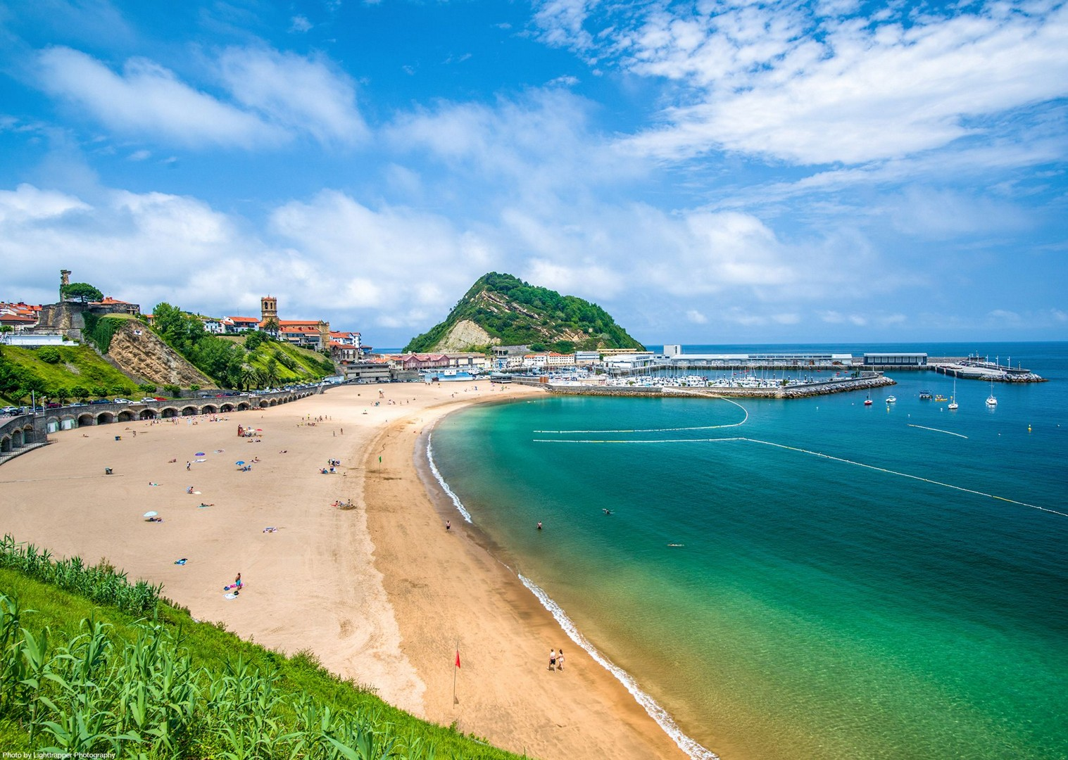 beautiful-beaches-in-spain-self-guided-leisure-cycling-holiday.jpg - NEW! Spain - Bilbao to San Sebastian - Leisure Cycling