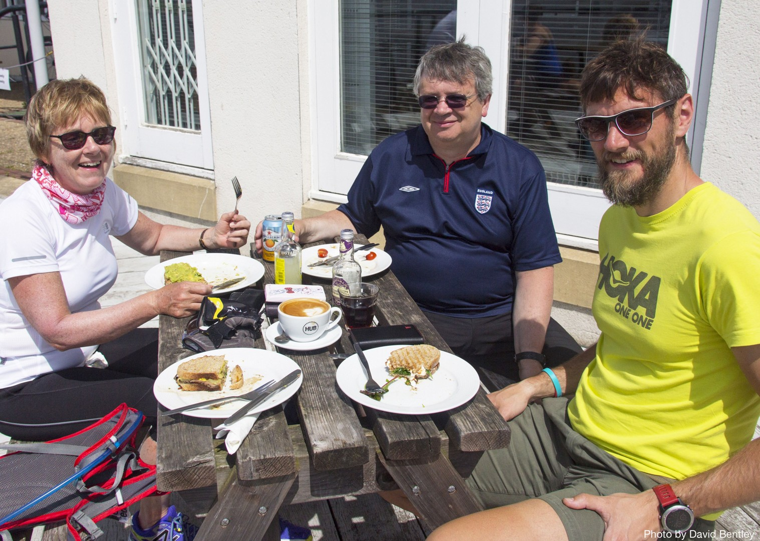 Supported-Leisure-Cycling-Holiday-Hadrians-Cycleway-UK-lunch-break.jpg - UK - Hadrian's Cycleway - Supported Leisure Cycling Holiday - Leisure Cycling