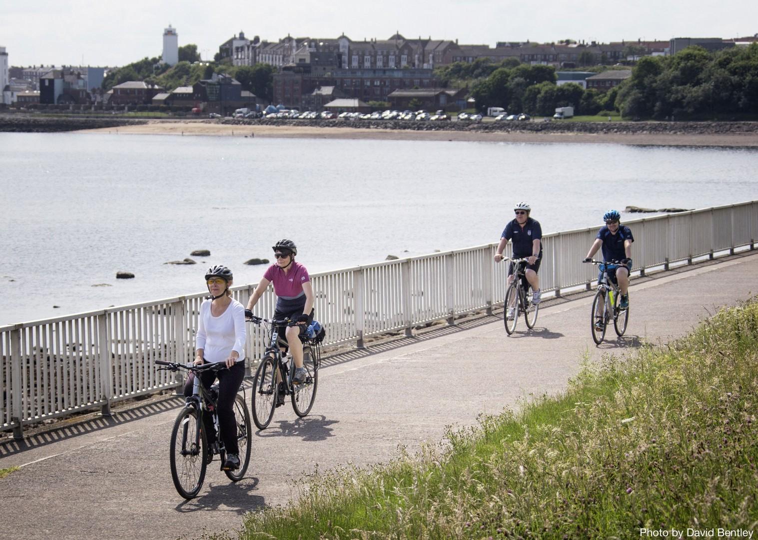 Supported-Leisure-Cycling-Holiday-Hadrians-Cycleway-UK-cycle-Corbridge.jpg - UK - Hadrian's Cycleway - Supported Leisure Cycling Holiday - Leisure Cycling