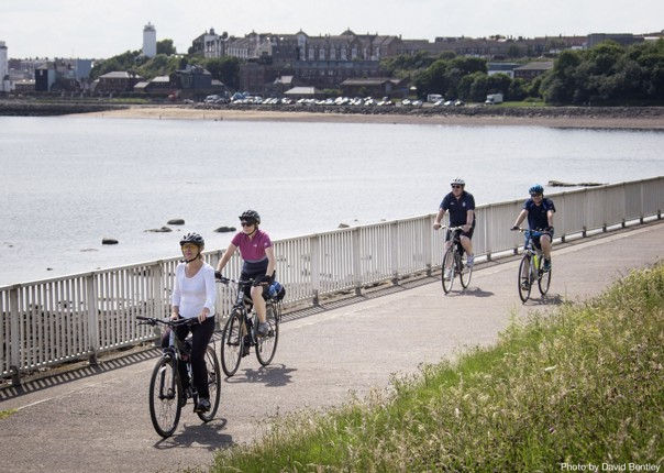 Supported-Leisure-Cycling-Holiday-Hadrians-Cycleway-UK-cycle-Corbridge.jpg - UK - Hadrian's Cycleway - Supported Leisure Cycling Holiday - Leisure Cycling