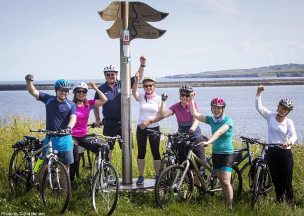 UK - Hadrian's Cycleway - Supported Leisure Cycling Holiday Image